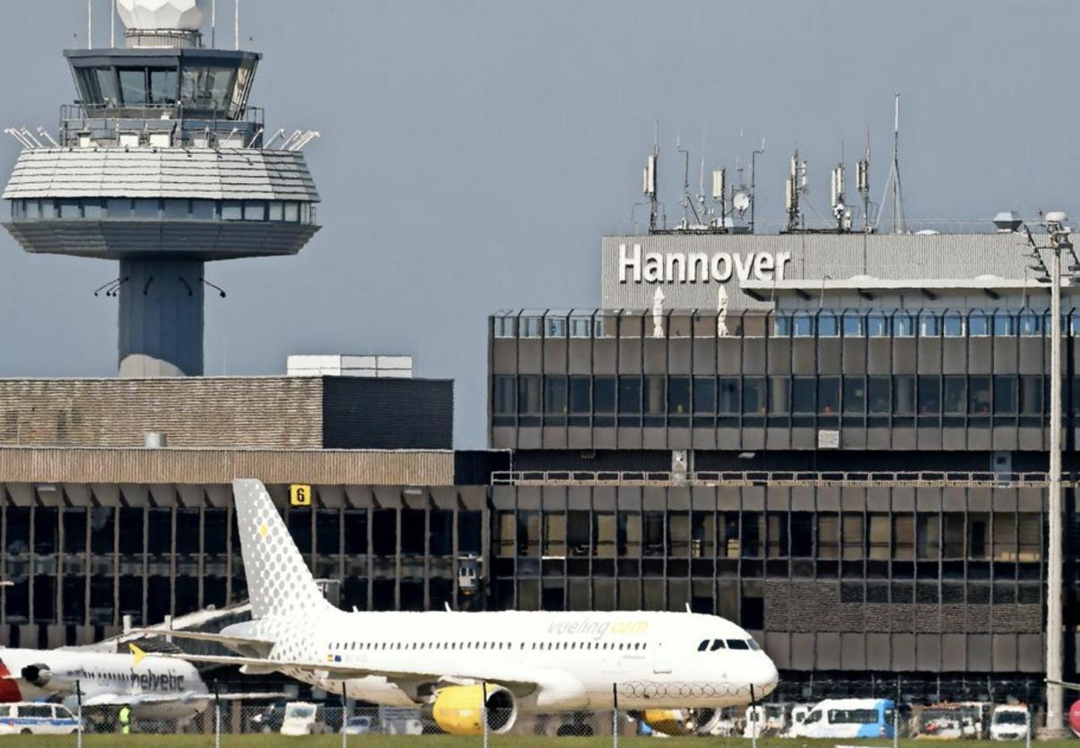 Flug Hannover Schweiz